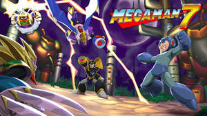 Mega Man 7 - Legacy Collection 2 by theCHAMBA