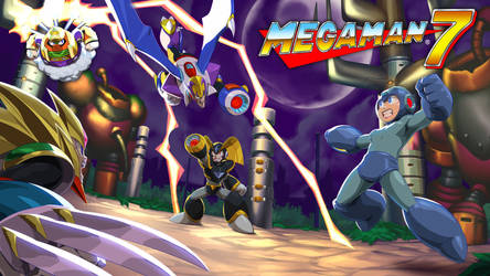 Mega Man 7 - Legacy Collection 2