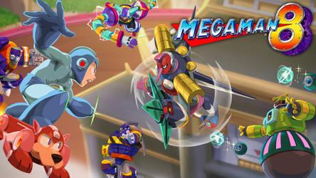 Mega Man 8 - Legacy Collection 2