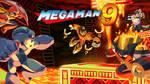 Mega Man 9 - Legacy Collection 2