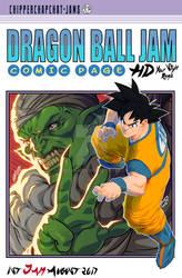 Dragon Ball 16 Homage - Chipper Chap Collab