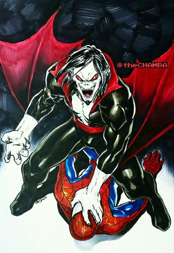 Plasma Vampire by theCHAMBA