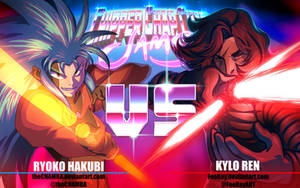 CCCJams - Ryoko VS Kylo by theCHAMBA
