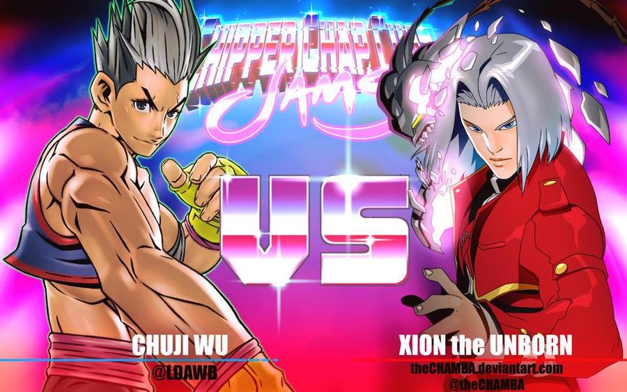 CCCJams - Chuji Wu VS XION by theCHAMBA