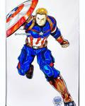 OzCC2018 - Captain America