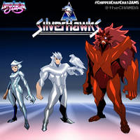 CCC-JAMS - Silverhawks 2018 by theCHAMBA