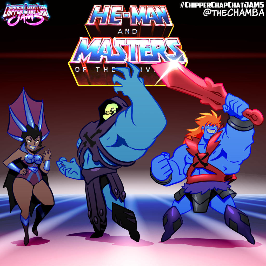 CCC-JAMS - He-Man 2018 pt.2 by theCHAMBA