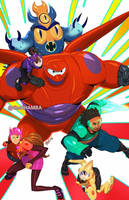 BH6 by theCHAMBA