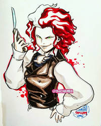 Sweeny Rogue by theCHAMBA