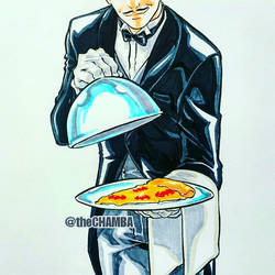 the Good Butler by theCHAMBA