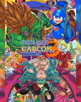 UDON's Art of Capcom 3