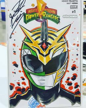 3 part Ranger