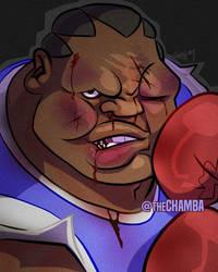 Beat up by theCHAMBA