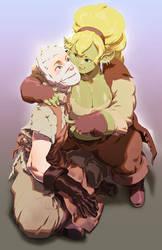 Jonathan and Gritla