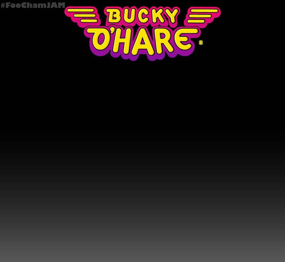TEMPLATE - Bucky O'Hare