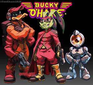 Bucky O'Hare - FooChamJAM