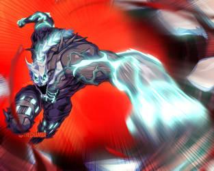 Kaiju no.8 by theCHAMBA