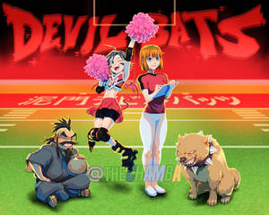 Deimon Devil Bats Extended