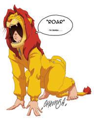 Simba? by theCHAMBA