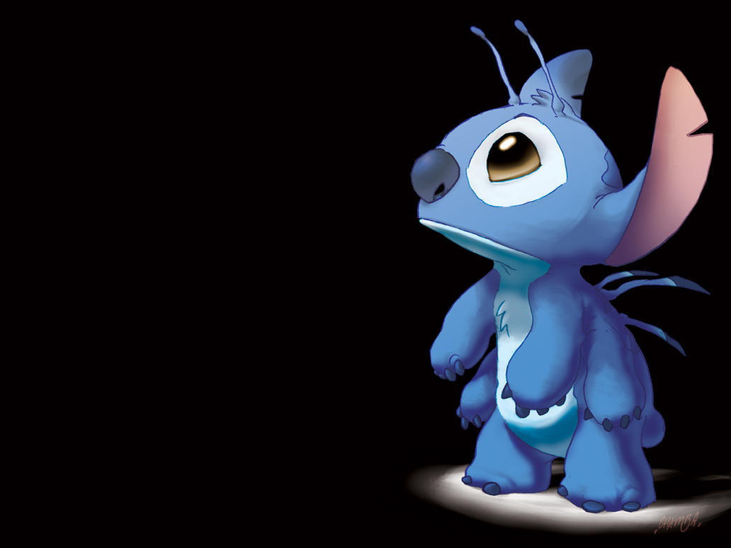 sad stitch wallpaper is - photo #29