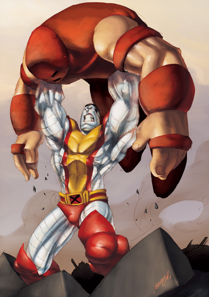 unstoppable colossus wallpaper - photo #16