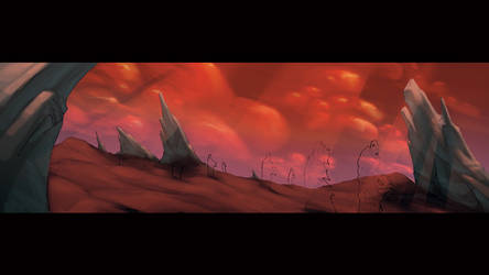 on mars by theCHAMBA