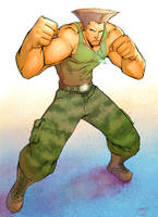 Guile by theCHAMBA