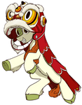Autumn Blaze Lion Dance