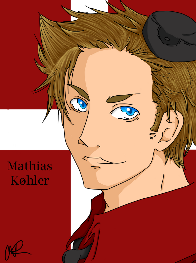APH Denmark - Mathias Kohler by Chocolatesundae123