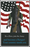 [Fallout] Pre-War Military Poster
