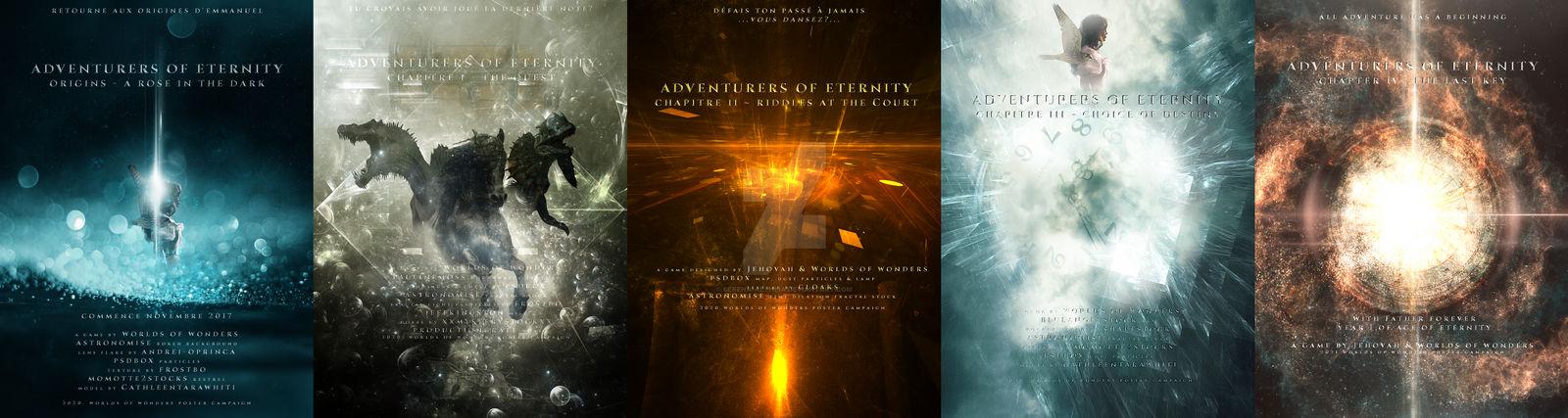 ADVENTURERS OF ETERNITY