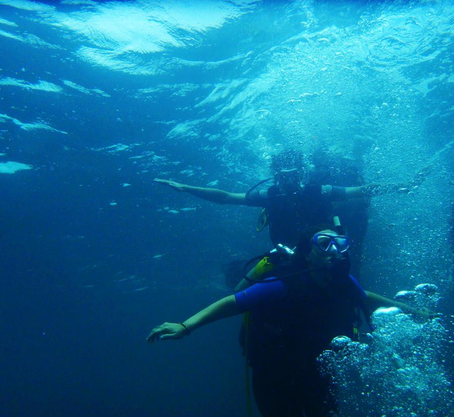 scuba5 by afyllian