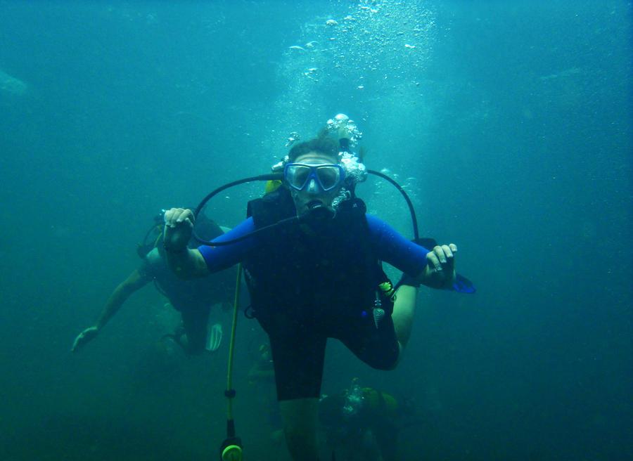 scuba6 by afyllian