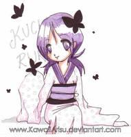 Rukia by KawaiiArisu