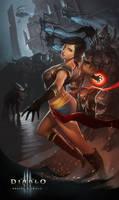 Diablo Contest by eksrey