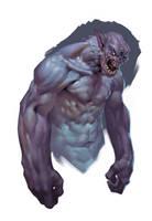 Zombie2 by eksrey
