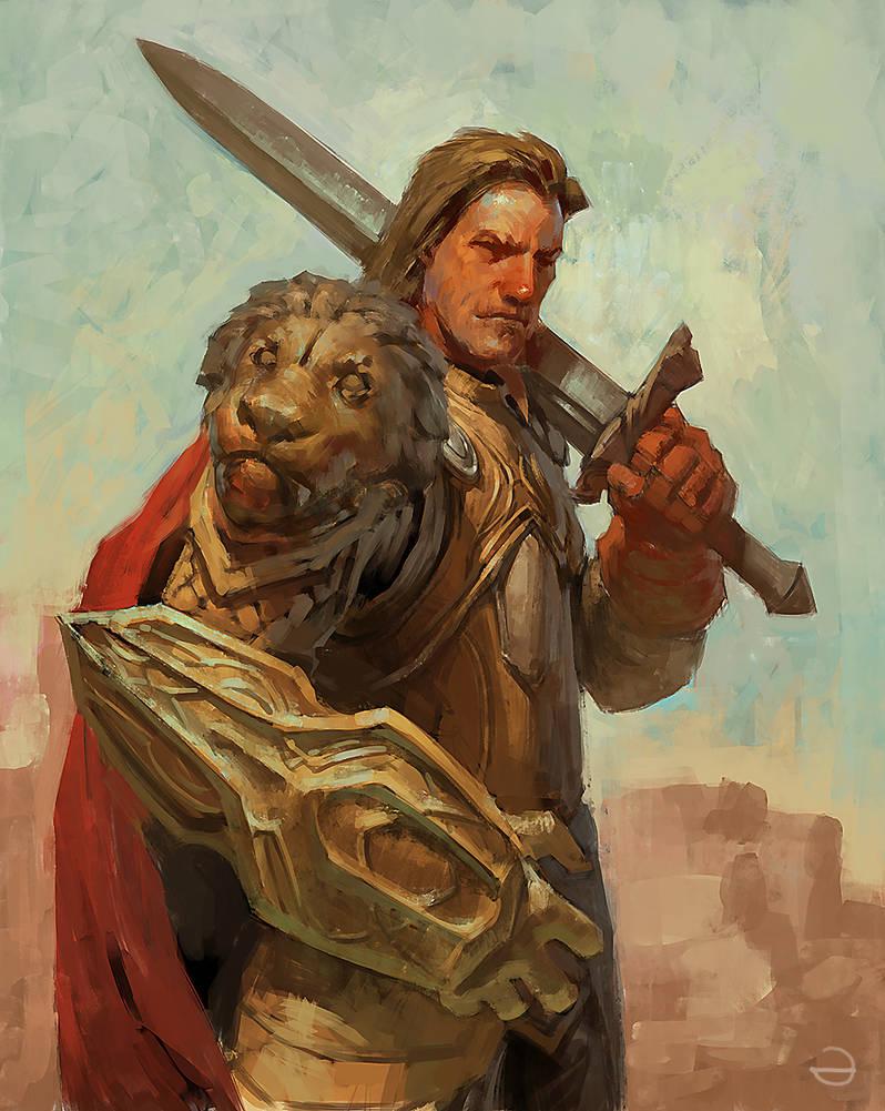 Jaime by eksrey