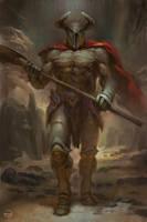 Warrior by eksrey