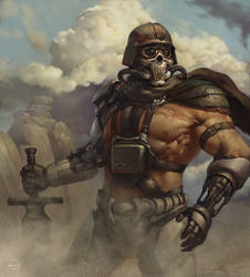 Max Vader for CG+ contest by eksrey