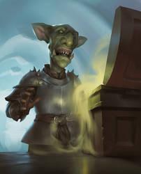 Goblin by eksrey