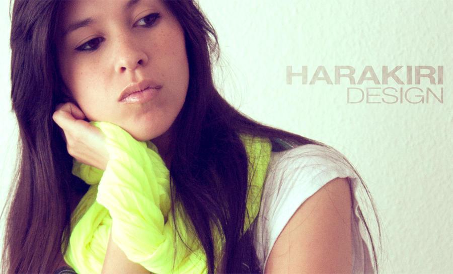 HARAKIRI DESIGN 2012 by NHdesign
