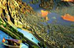 Polygon City - HAMBURG II