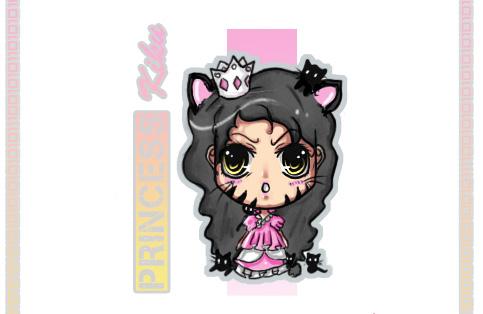 Princess Kiku Chibi