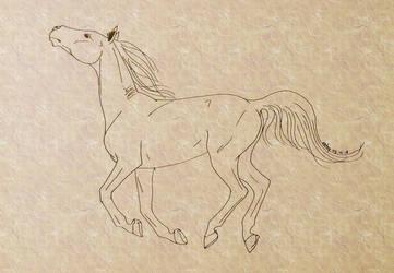 #3 Horse