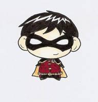 Robin chibi by Vamp-in-punk-attire