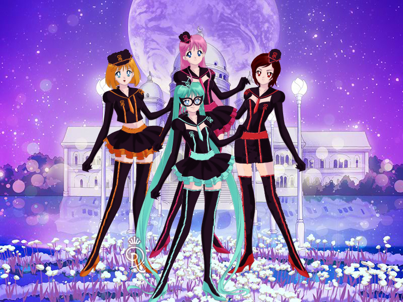 Sailor Moon Maker