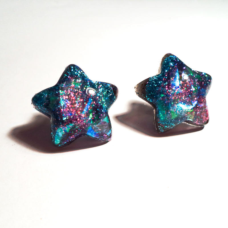 Little galaxies by Lutrasaura