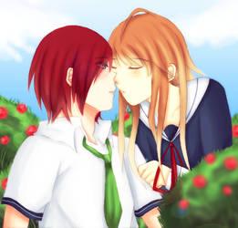 (P)lanets - Kiss by teacuppu