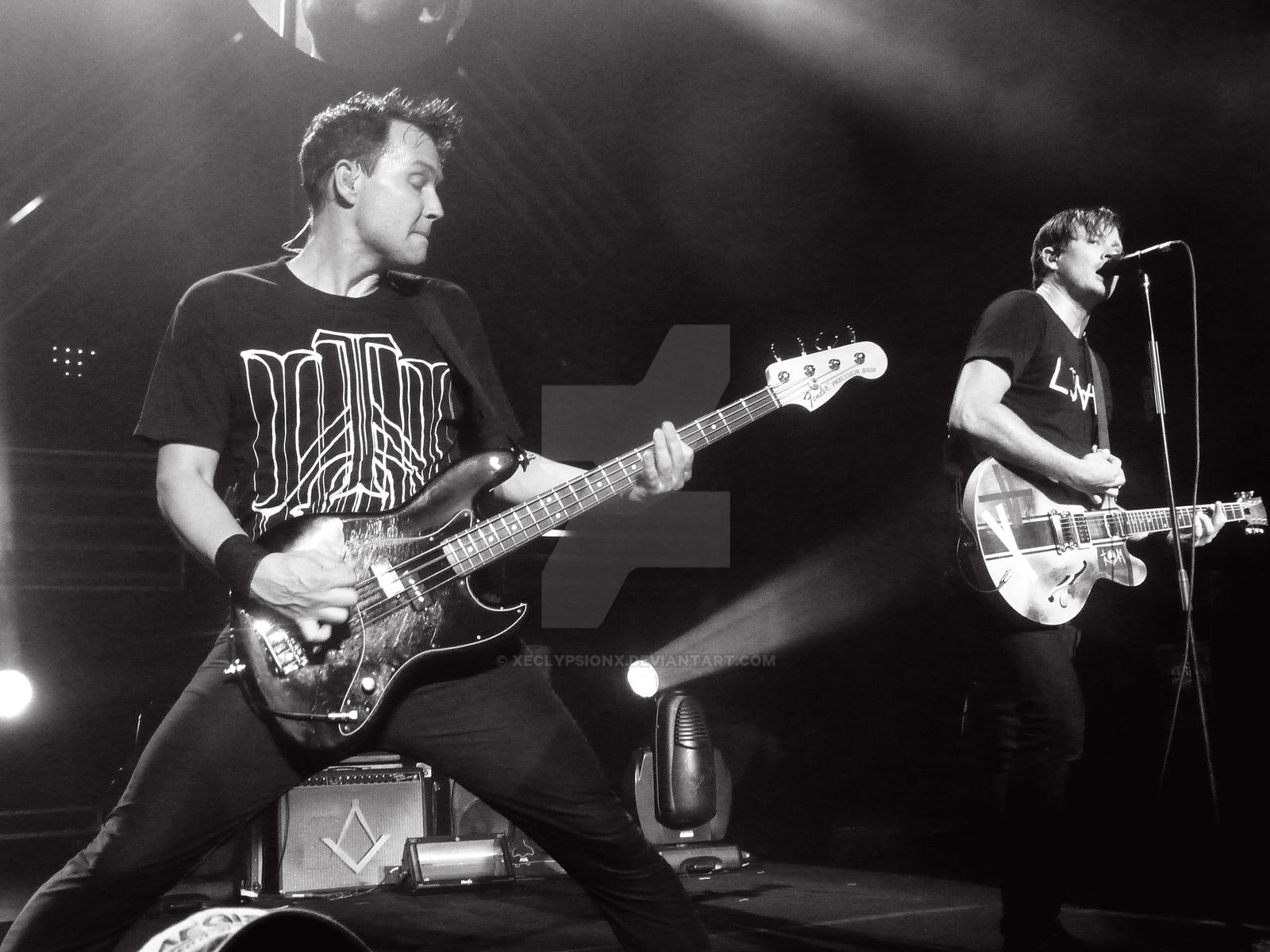 Blink 182 tour dates in Brisbane