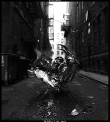 Burning Angel :o by Legend121